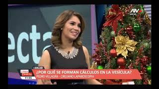Entrevista al Doctor Pedro Villagra en ATV
